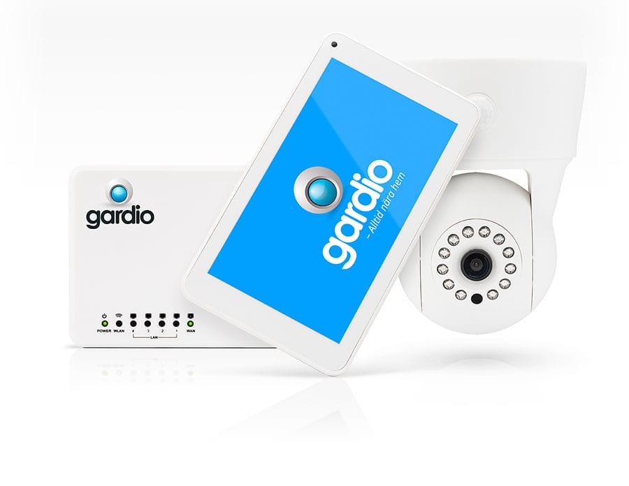 Hemlarm med kamerabevakning till oslagbart pris